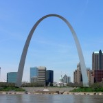 St. Louis Missouri Gateway Arch