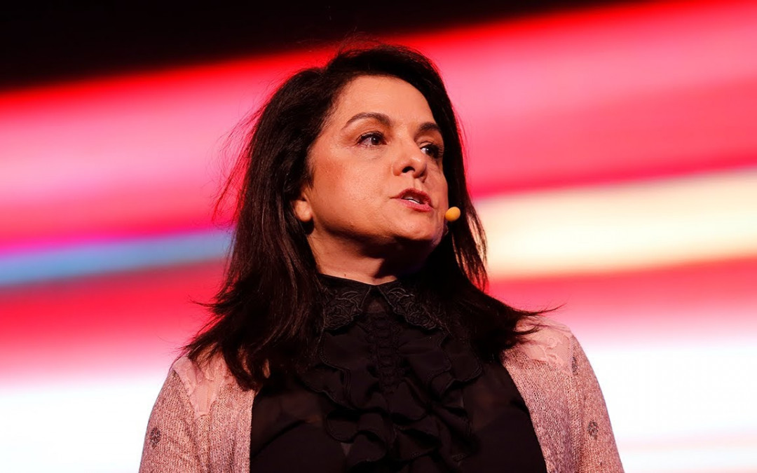 Episode 17: Davar Ardalan – A Woman Who Vows to Improve Cultural Intelligence Women Who Change Tech